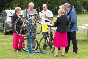 Cyclist Training Scheme