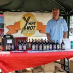 Colin from the Why Not? Brewery - http://thewhynotbrewery.co.uk/